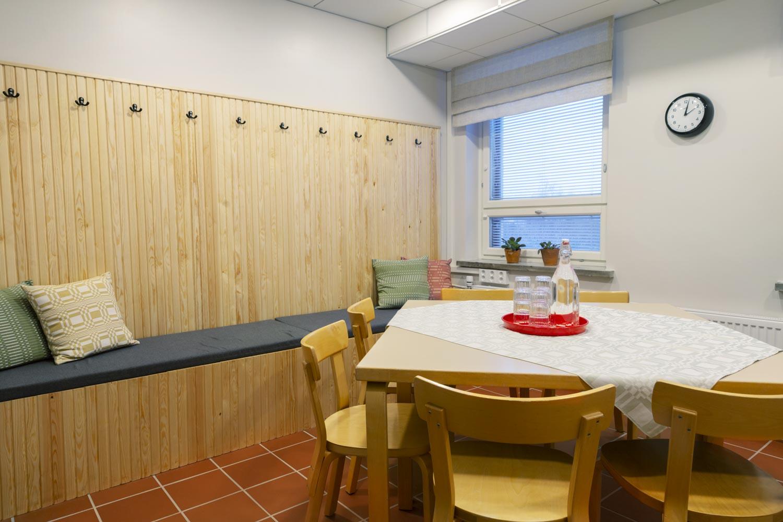 Lietsu Boutique Aparthotel Joensuu - sauna neuvotteluhuone jokinäköala majoitus Joensuu